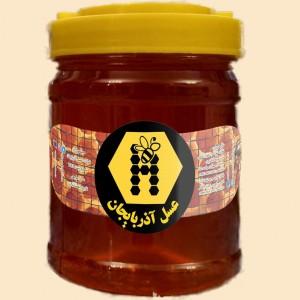 عسل طبیعی یک کیلویی حاج احمد