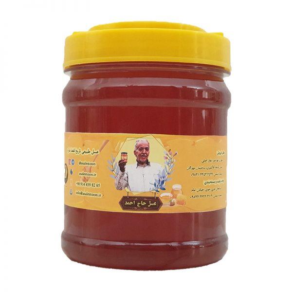 عسل طبیعی سماق حاج احمد